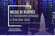 Messe de rentrée 2021-2022